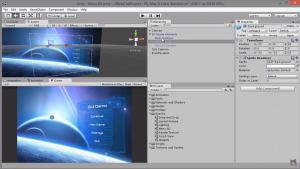Créer des interfaces utilisateur (UI) avec Unity