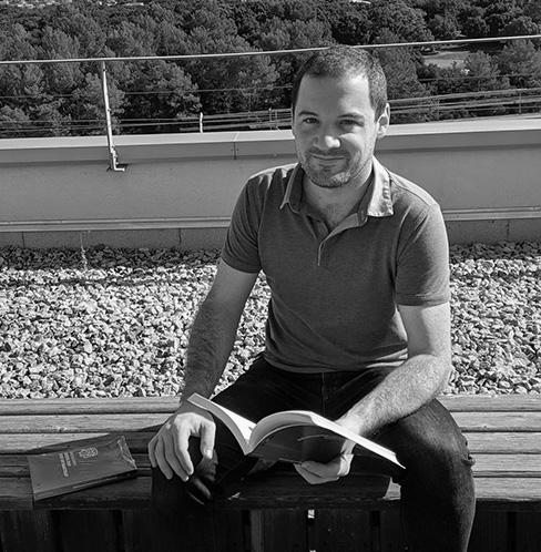 Anthony Cardinale, développeur