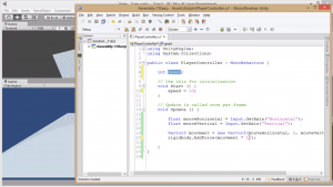 Les bases d'Unity 3D et du langage C#