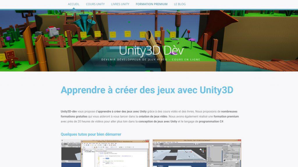 Nouveau design u3d-dev