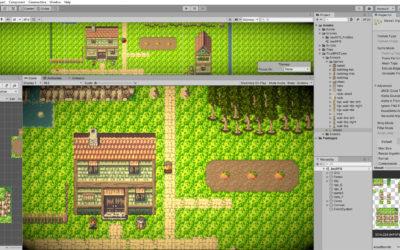 Mini projet : Un RPG 2D en vue de dessus